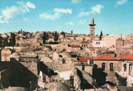 OLD CITY JERUSALEM-JORDAN-F.G. - Israele
