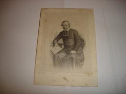 RARE !! SOUVENIR PIEUX - CHARLES LETELLIER 1870 - CURE DE BERNISSART ( NE A ATH EN 1806 ) - Avvisi Di Necrologio
