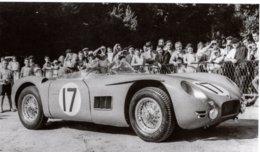 Talbot-Lago Maserati 2500  - Pilotes: Rosier-Behra  (Concurrents Francaises Du Mans 1956) - PHOTO 15x10cms - Le Mans