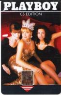 CZECHOSLOVAKIA - Playboy, Chip SC5, Tirage %50000, 11/92, Used - Tchécoslovaquie