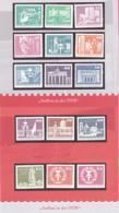 DDR  Michel # 1842 : 1967 **  Aufbau In Der DDR  Freimarkenserien  + Maximumkarten - DDR