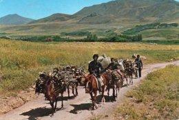IRAN-A VIEW OF KHORAMABAD-F.G. - Iran