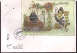 Argentina - 1999 - FDC - Musique Populaire - Tango - Bandoneon - FDC