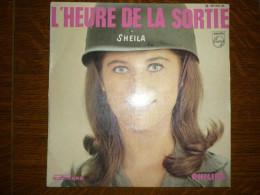 Sheila: L'heure De La Sortie-Tu Es Toujours Près De Moi +2/ 45T Philips 437.270 - Unclassified