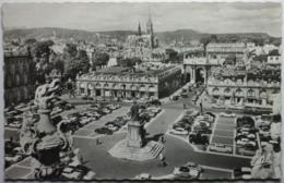 NANCY Place Stanislas Arc De Triomphe Et Eglise Saint-Epvre - Nancy