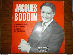 Jacques Bodoin: Le Sermon Du Curé De Bouffarigues-La Tribune Des Journalistes/ 45t Festival FY 45 2207 - Unclassified