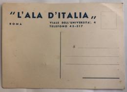 ROMA  L'ALA D'ITALIA - Altri