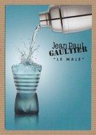 CC Carte Parfumée 'JEAN PAUL GAULTIER' #26 'MALE' JPG Perfume Card 1EX!! - Modernes (à Partir De 1961)