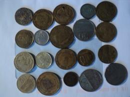 PARAGUAY. LOT DE 20 PIECES DE MONNAIE DIFFERENTES. 1925 / 2005 - Paraguay