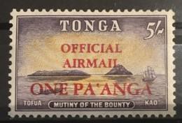 TONGA - MH*  - 1967 - # CO11 - Tonga (1970-...)