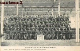 PARIS ECOLE NATIONALE D'ARTS ET METIERS PROMO 112-115 UNIVERSITÉ ENSEIGNEMENT - Formación, Escuelas Y Universidades