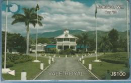 PHONE CARD-JAMAICA (E48.1.1 - Giamaica