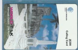 PHONE CARD-JAMAICA (E48.1.5 - Giamaica