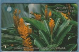 PHONE CARD-JAMAICA (E48.1.4 - Jamaica