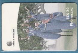 PHONE CARD-ANTIGUA&BARBUDA (E48.2.2 - Antigua En Barbuda