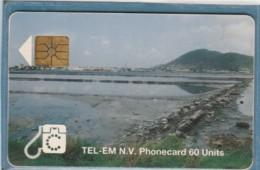 PHONE CARD-ST-MARTEENS-ANTILLE OLANDESI (E48.2.3 - Antillen (Nederlands)