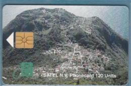 PHONE CARD-ANTILLE OLANDESI (E48.2.4 - Antillas (Nerlandesas)
