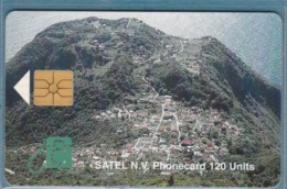 PHONE CARD-ANTILLE OLANDESI (E48.2.4 - Antille (Olandesi)