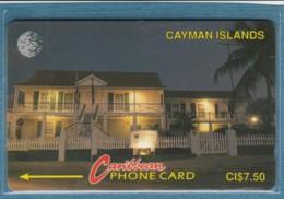 PHONE CARD-CAYMAN (E48.3.2 - Isole Caiman