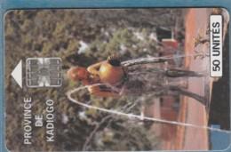 PHONE CARD-BURKINA FASO (E48.2.6 - Burkina Faso