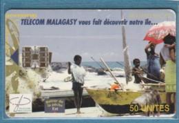 PHONE CARD-MADAGASCAR (E48.2.7 - Madagaskar