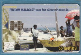 PHONE CARD-MADAGASCAR (E48.2.7 - Madagascar