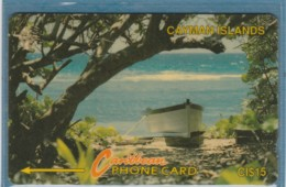 PHONE CARD-CAYMAN (E48.3.4 - Isole Caiman