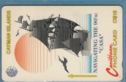PHONE CARD-CAYMAN (E48.3.5 - Kaimaninseln (Cayman I.)