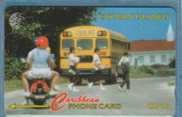 PHONE CARD-CAYMAN (E48.3.6 - Kaimaninseln (Cayman I.)