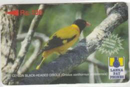 PHONE CARD-SRI LANKA (E48.4.5 - Sri Lanka (Ceylon)