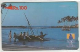 PHONE CARD-SRI LANKA (E48.4.6 - Sri Lanka (Ceylon)