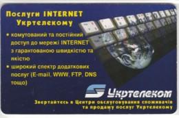 PHONE CARD-UCRAINA (E48.4.8 - Oekraïne