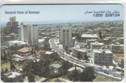PHONE CARD-GIORDANIA (E48.5.2 - Jordanie