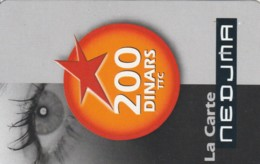 PREPAID PHONE CARD-ALGERIA (E48.6.7 - Algerien