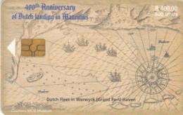 PHONE CARD-MAURITIUS (E48.7.4 - Mauritius
