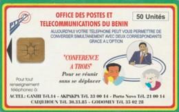 PHONE CARD-BENIN (E48.7.5 - Benin