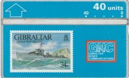 PHONE CARD-GIBILTERRA (E48.8.6 - Siria