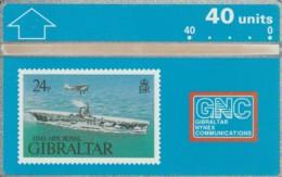 PHONE CARD-GIBILTERRA (E48.8.7 - Siria