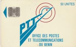 PHONE CARD-BENIN (E48.9.6 - Benin