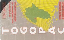 PHONE CARD-TOGO (E48.10.4 - Togo