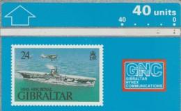 PHONE CARD-GIBILTERRA (E48.10.5 - Siria