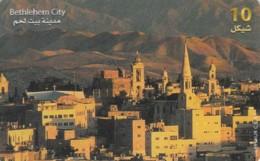 PHONE CARD-PALESTINA (E48.10.6 - Palestina