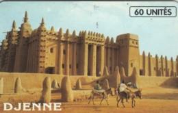 PHONE CARD-MALI (E48.11.5 - Mali
