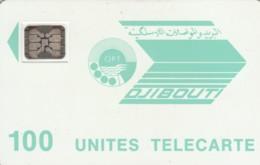 PHONE CARD-DJIBUTI (E48.12.3 - Dschibuti