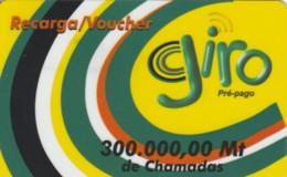 PREPAID PHONE CARD-MOZAMBICO (E48.12.5 - Moçambique