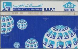 PHONE CARD-MAROCCO (E48.13.3 - Marokko