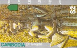 PHONE CARD-CAMBOGIA (E48.13.7 - Kambodscha