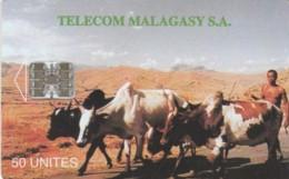 PHONE CARD-MADAGASCAR (E48.14.2 - Madagaskar