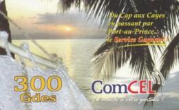 PREPAID PHONE CARD-HAITI (E48.14.7 - Haïti