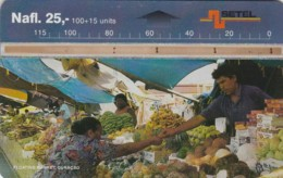 PHONE CARD-ANTILLE OLANDESI (E48.15.2 - Antille (Olandesi)